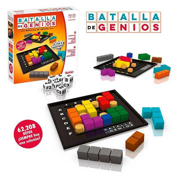 Juego Batalla de Genios - Imagen 1