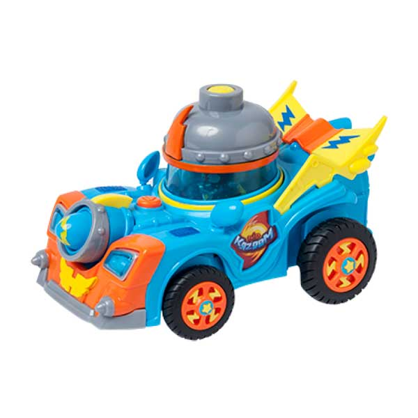 SuperZings Vehículo Kazoom Racer