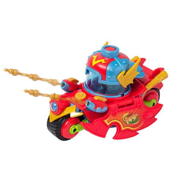 SuperZings Vehículo Speed Fury - Imagen 1