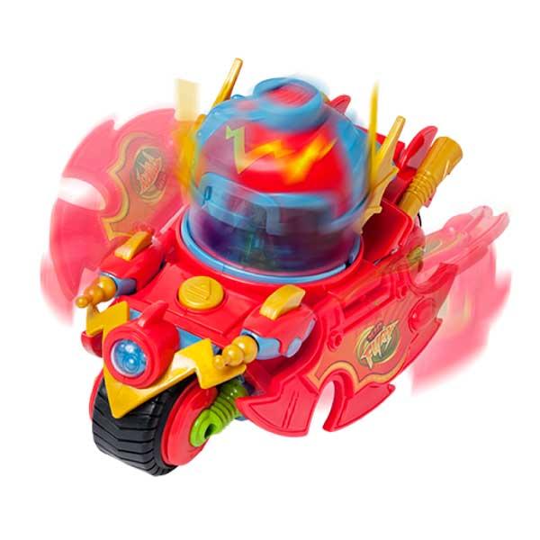 SuperZings Vehículo Speed Fury - Imagen 2
