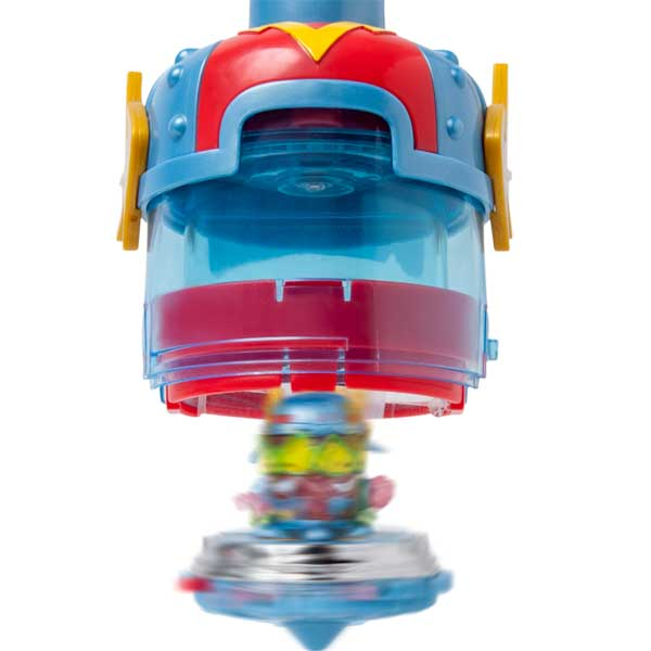 SuperZings Vehículo Speed Fury - Imagen 4