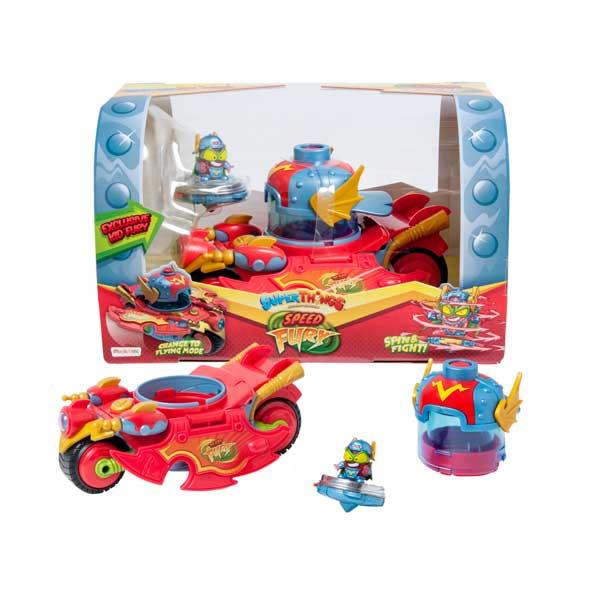 SuperZings Vehículo Speed Fury - Imagen 6