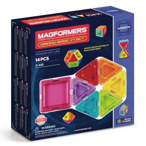 Set Windows 14p Magformers - Imatge 1
