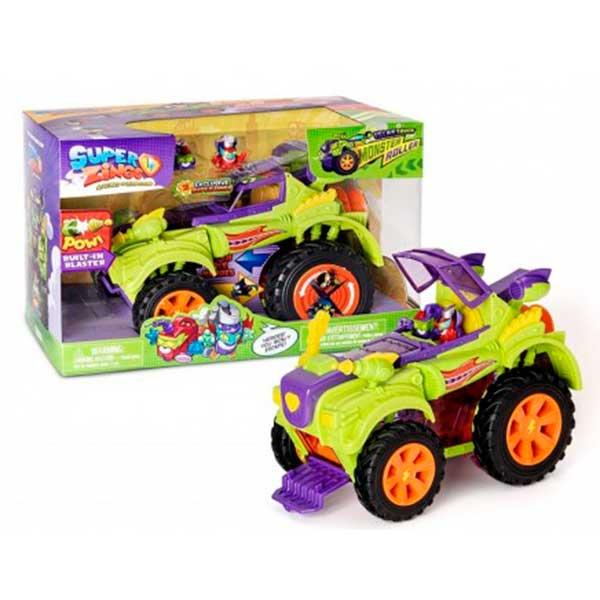 SuperThings Caminhão Monster Roller Villano