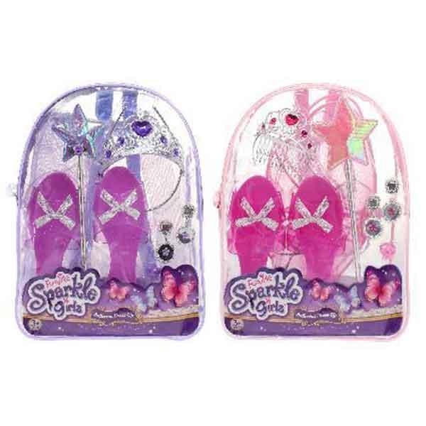Motxilla Complements Fantasia Fada-Princesa - Imatge 1