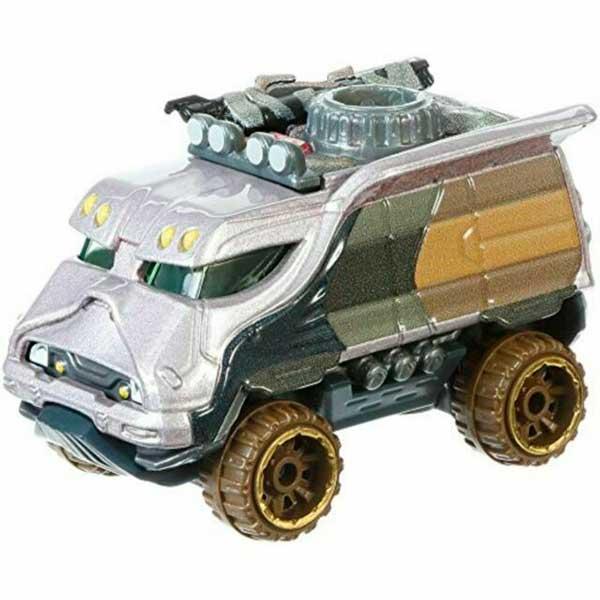 Hot Wheels Vehículo Star Wars Garazeb Orrelios