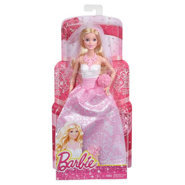 Muñeca Barbie Novia Real - Imagen 2