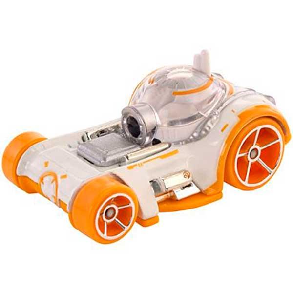 Hot Wheels Vehículo Star Wars BB8