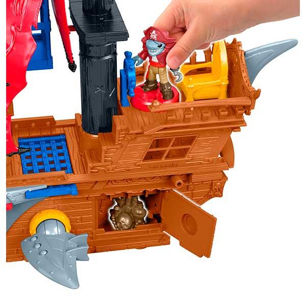 Imaginext Barco Ataque de Tiburón - Imagen 2