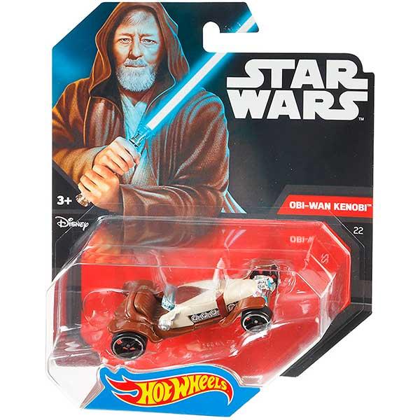 Hot Wheels Vehículo Star Wars Obi Wan Kenobi