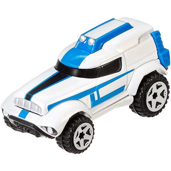 Hot Wheels Vehículo Star Wars Clone Trooper
