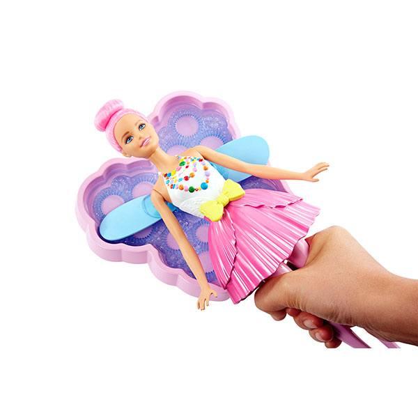 Muñeca Barbie Hada Burbujas Magicas - Imagen 2