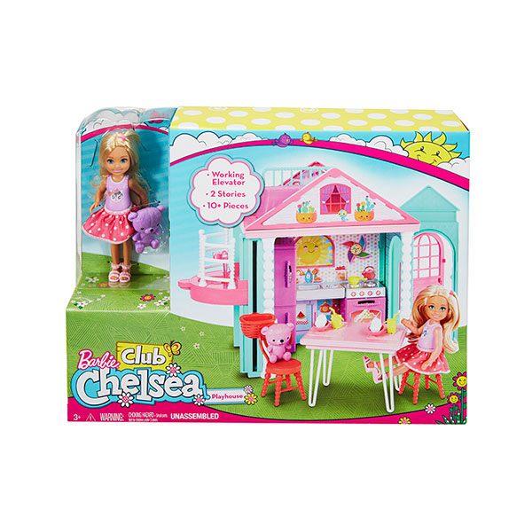 Barbie Casita de Chelsea - Imagen 1