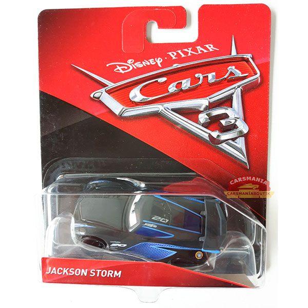 Coche Jackson Storm Cars 3 - Imagen 1