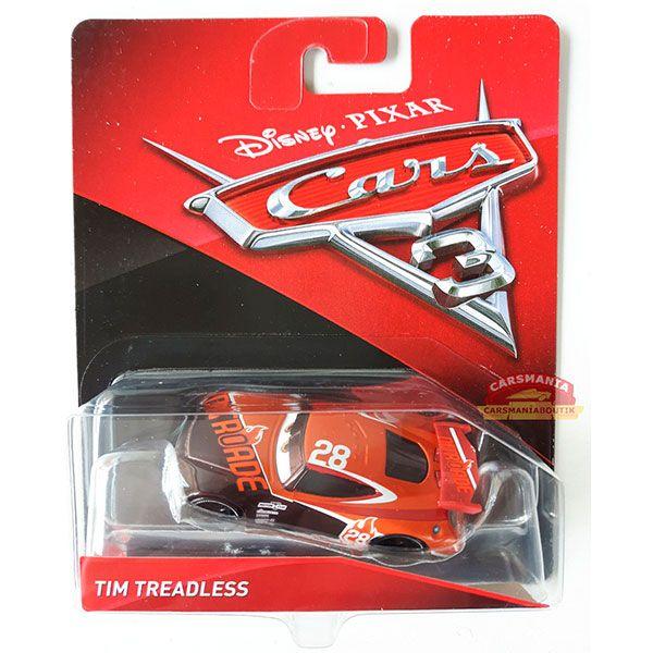 Coche Tim Treadless Cars 3
