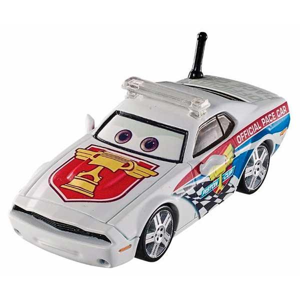 Coche Pat Traxon Cars 3