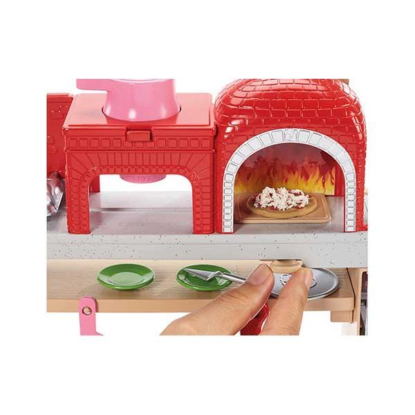 Muñeca Barbie Pizza Chef - Imagen 1