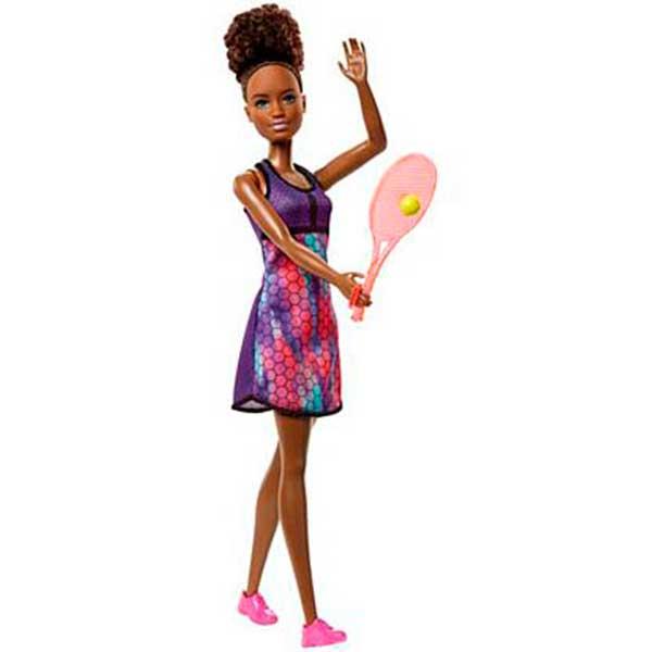 Boneca Barbie Quero Ser Tenista
