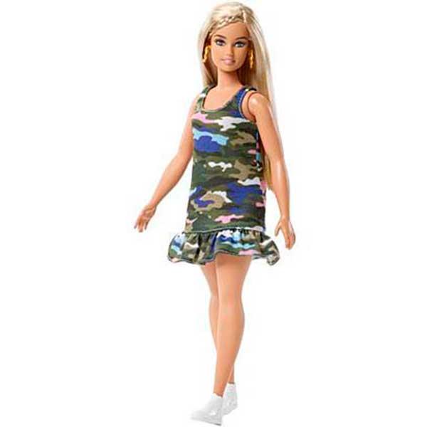 Muñeca Barbie Fashionista # 94 - Imagen 1