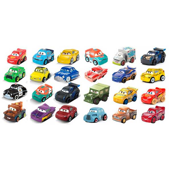 Coche Mini Racers Cars
