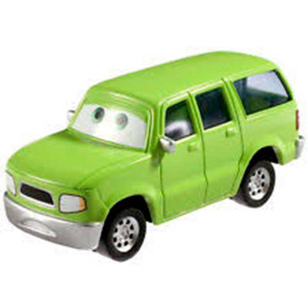Coche Charlie Cargo Deluxe Cars 3