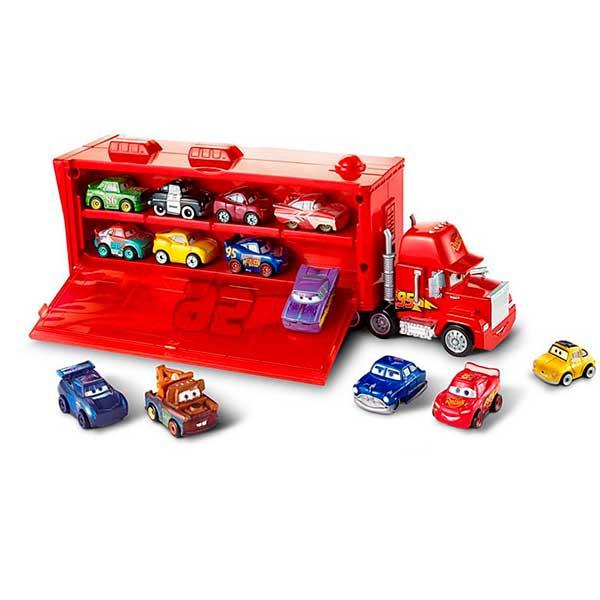 Camion Mack Mundo de Aventuras Cars Mini Racers