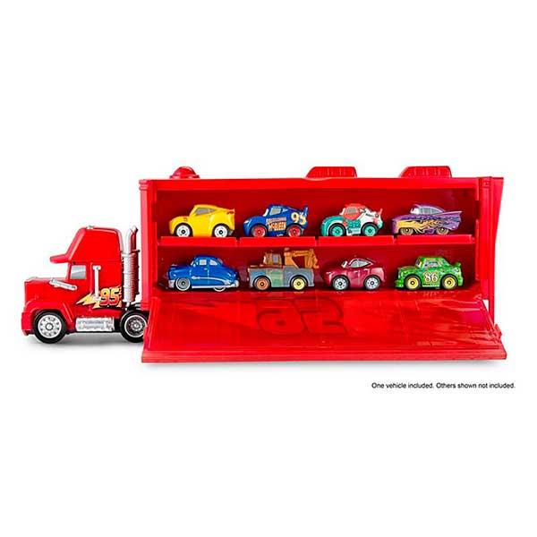 Camion Mack Mundo de Aventuras Cars Mini Racers - Imagen 1