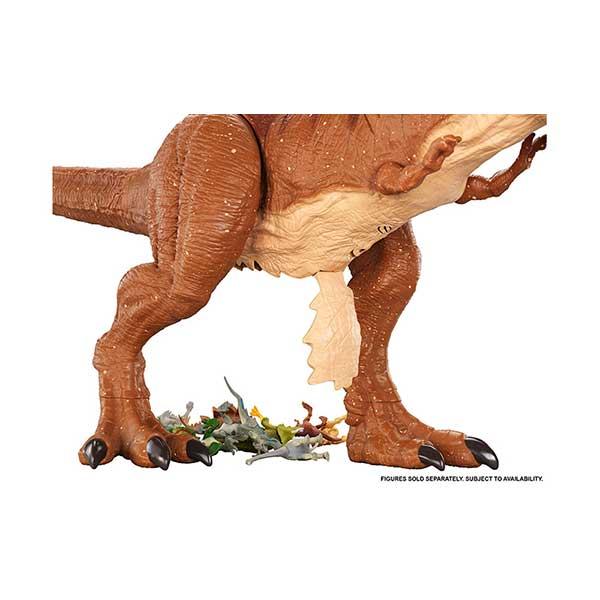 Jurassic World Figura Dinosaurio Tyrannosaurus Rex Colosal 90cm - Imagen 2