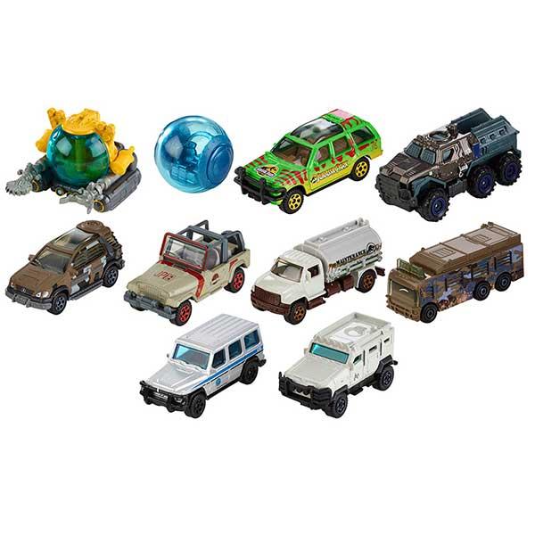 Vehiculo Jurassic World