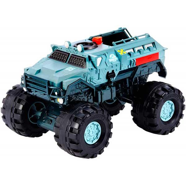 Vehiculo Camion Blindado Jurassic World 1:24