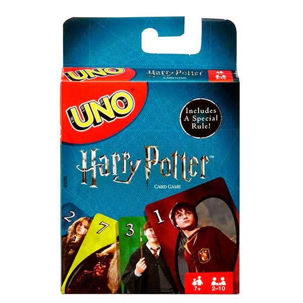 Harry Potter Jogo Uno Cartas