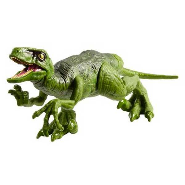 Jurassic World Figura Dinosaurio Gran Velociraptor 10cm