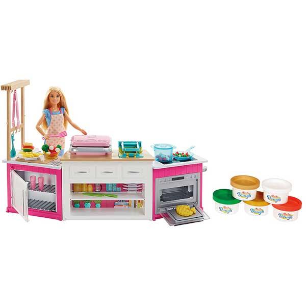 Barbie La Cocina de Barbie - Imagen 1