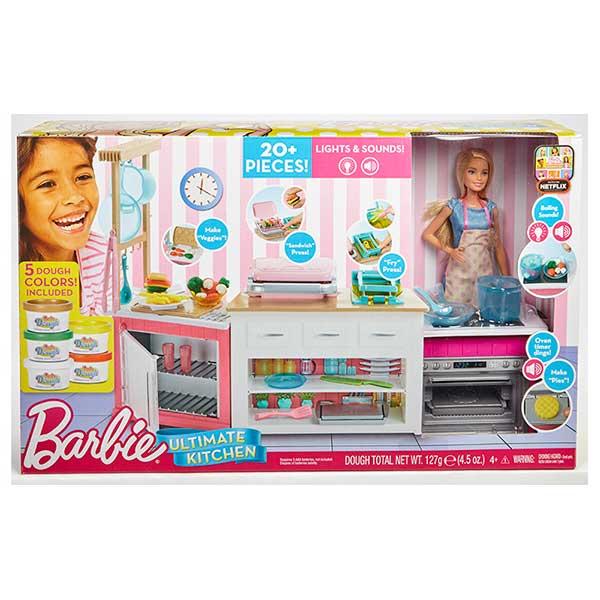 Barbie La Cocina de Barbie - Imagen 3