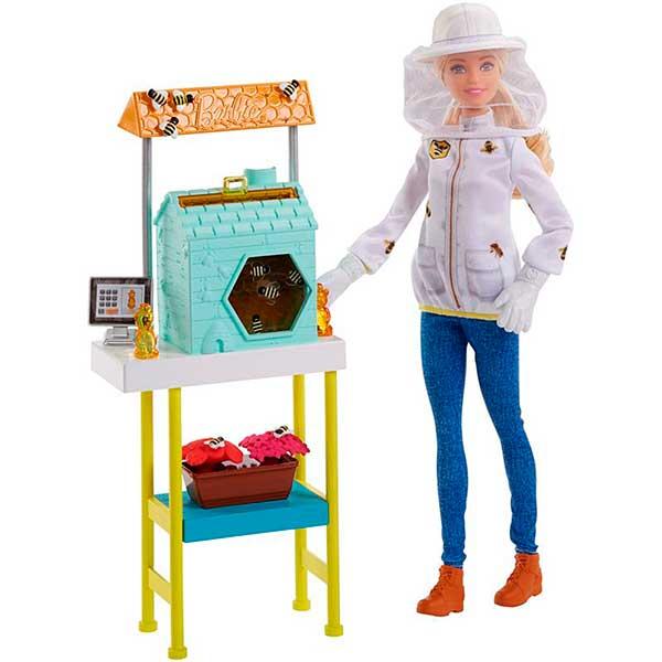 Muñeca Barbie Quiero Ser Apicultora
