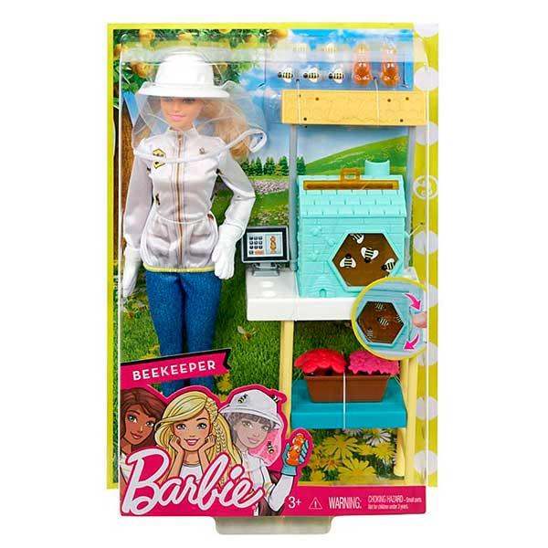 Muñeca Barbie Quiero Ser Apicultora - Imagen 2