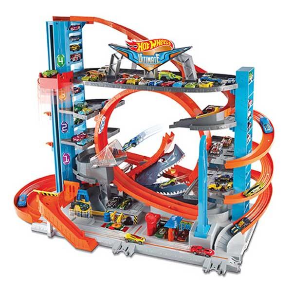 Pista Hot Wheels Ultimate Garatge - Imagen 1