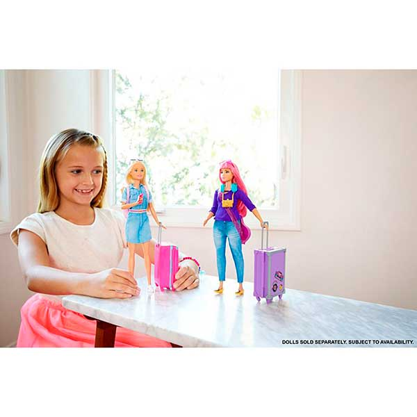 Muñeca Barbie Vamos de Viaje - Imagen 3