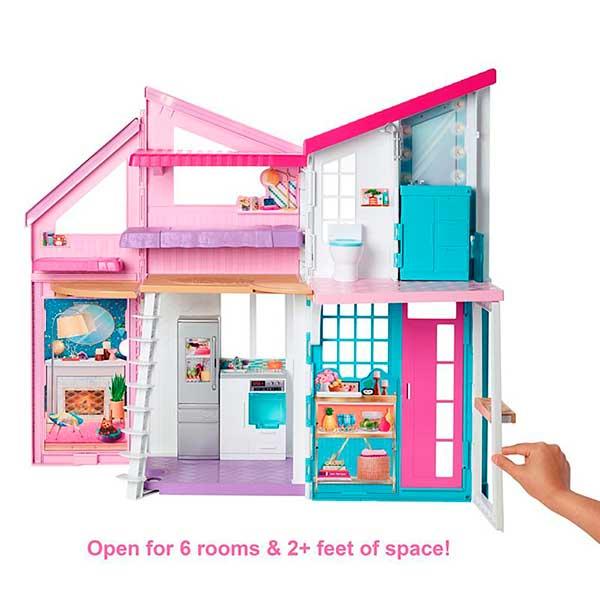 Barbie Casa Malibu House - Imagen 1