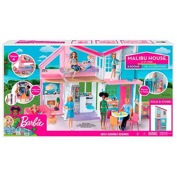 Barbie Casa Malibu House - Imagen 4