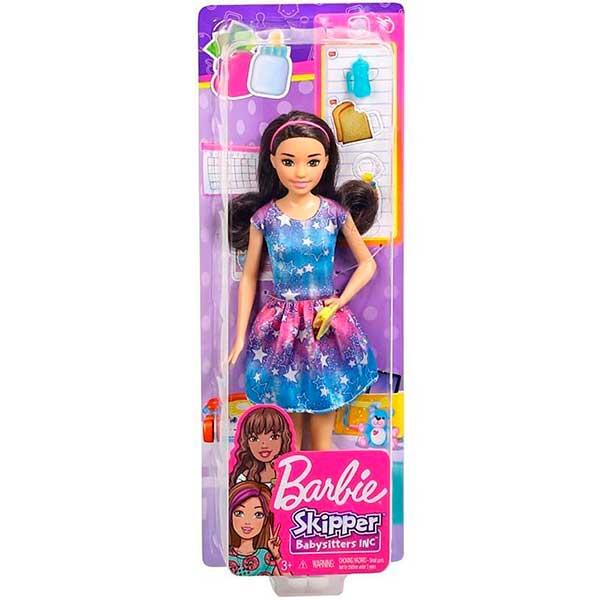 Barbie Muñeca Canguro de Bebés Estrellas - Imagen 1