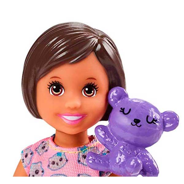 Muñeca Barbie Niña Skipper Tienda de Noche - Imagen 1