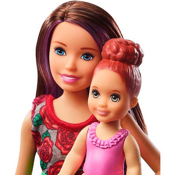 Muñeca Barbie Canguro con Bañera - Imagen 2