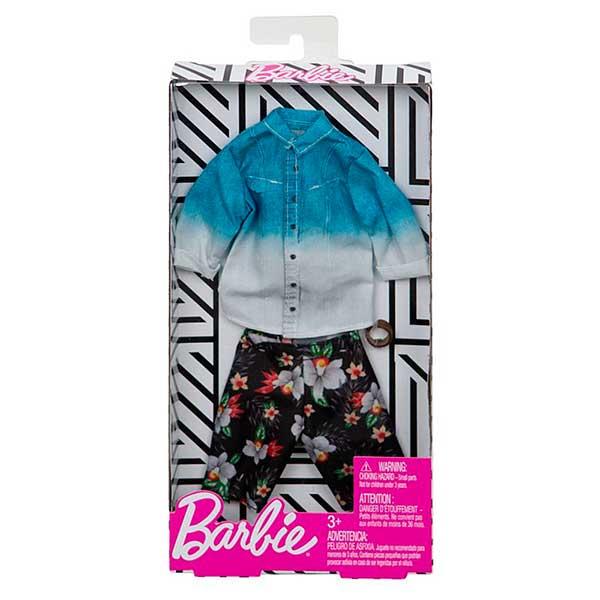 Barbie Ken Ropa Moda Denim - Imagen 1