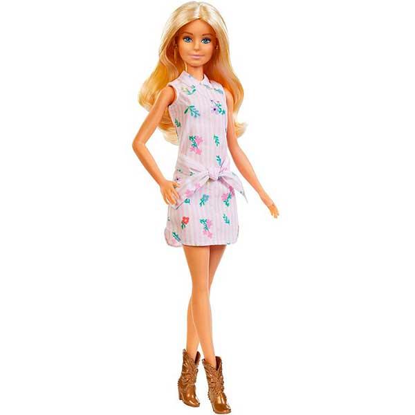 Muñeca Barbie Fashionista #119