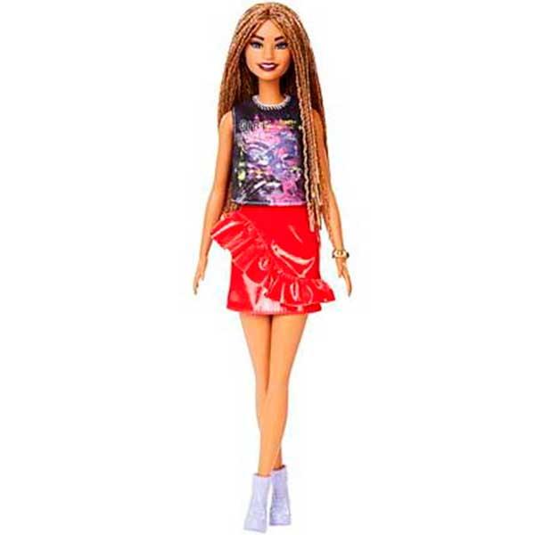 Muñeca Barbie Fashionista #123