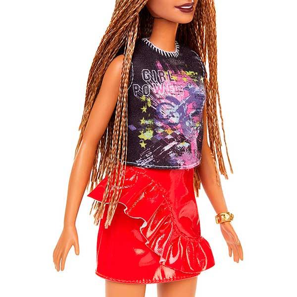 Muñeca Barbie Fashionista #123 - Imagen 1