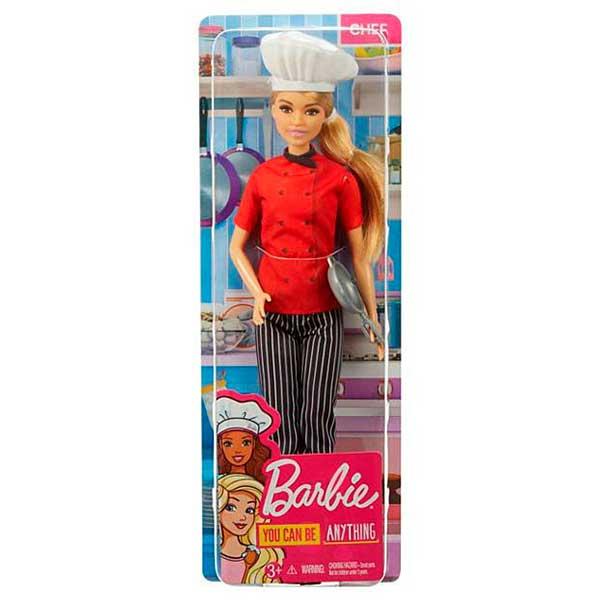 Muñeca Barbie Quiero Ser Cocinera - Imagen 2