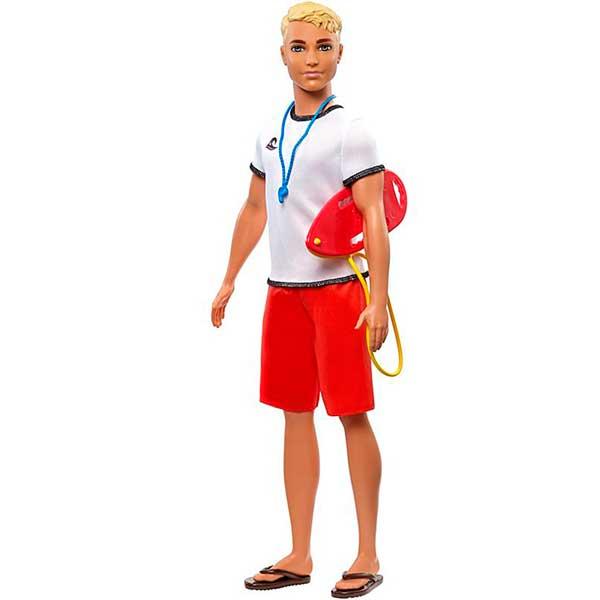 Barbie Muñeco Ken Quiero Ser Socorrista