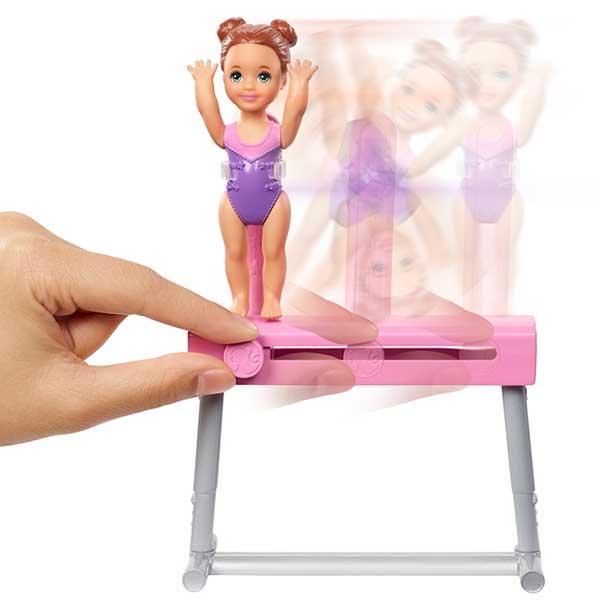 Barbie Muñeca Entrenadora de Gimnasia - Imagen 3